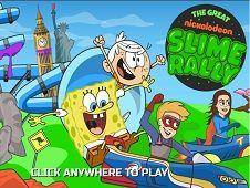 The Nickelodeon Slime Rally