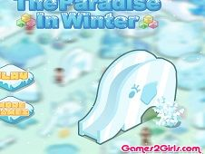 The Paradise in Winter