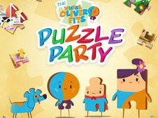 The Where Oliver Fits Puzzle Party