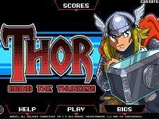Thor Bring the Thunder