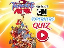 ThunderCats Roar Superhero Quiz