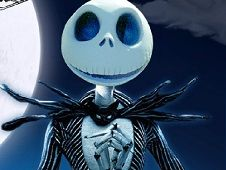 Tim Burton the Night Before Christmas
