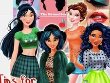 Princess Style Vlog Tips for Brunettes