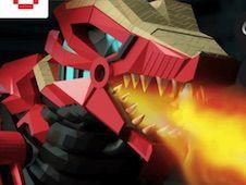 Tiranobot Assembly 3D