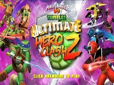 TMNT vs Power Rangers Ultimate Hero Clash 2
