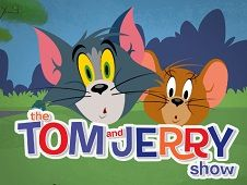 Tom and Jerry Matching Pairs