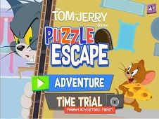 Tom and Jerry Show Puzzle Escape