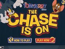 Tom and Jerry Show the Chase is On