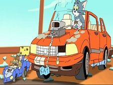 Tom and Jerry Car