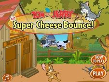 Tom and Jerry Super Cheese Bounce