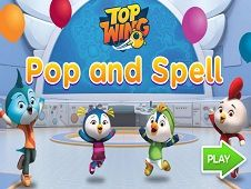 Top Wing Pop and Spell