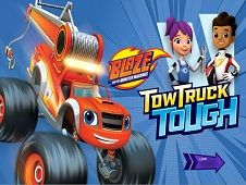 Tow Truck Tough