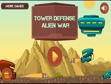 Tower Defense Alien War