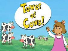 Tower of Cows