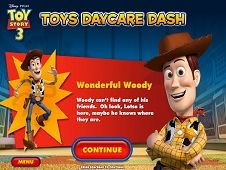 Toy Story 3 Daycare Dash