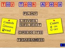Toy Tank Arena