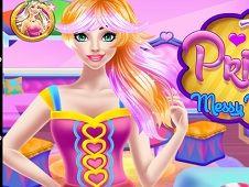 Toy Princess Messy Room
