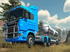 Trailer Truck Simulator Off Road