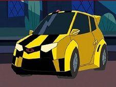 Transformers Car Tires