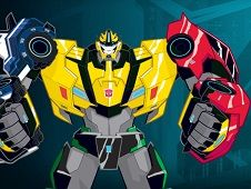 Transformers in Disguise Combiner Force