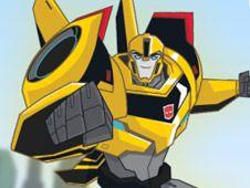 Transformers Lane Racer