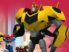 Transformers Robots in Disguise Arkanoid