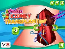 Princess Kidney Transplant