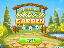 Tripeaks Solitaire Garden