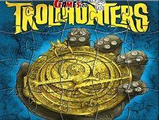 Trollhunters Jigsaw