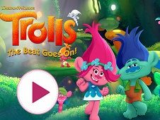 Trolls The Beat Goes On