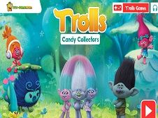 Trolls Candy Collector