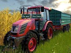Farming Tractor Memory
