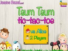 Tsum Tsum Tic Tac Toe