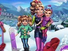 Twins Winter Fun