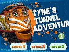 Tynes Tunel Adventure