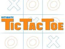 Ultimate Tic Tac Toe