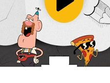 Uncle Grandpa Storyboard