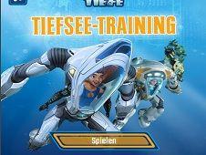 The Deep Underwater Training