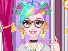 Unicorn Hairstyle
