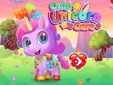 Cute Unicorn Care