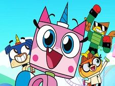 Unikitty Which Character Are You