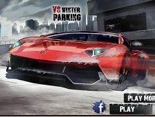 V8 Winter Parking