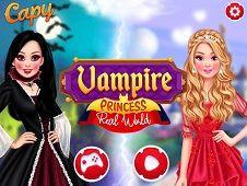 Vampire Princess Real World