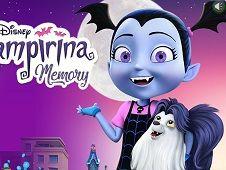 Vampirina Memory