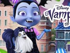Vampirina Candy Shooter