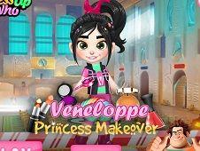 Vanellope Princess Makeover