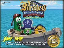 Veggie Tales Jump Ship