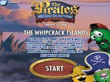 Veggie Tales Whipcrack Islands