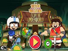 Victor & Valentino Escape the Underworld