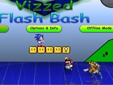 Vizzed Flash Bash